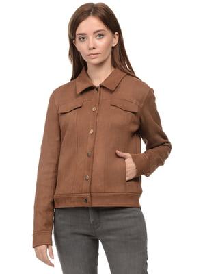 Куртка коричневая | 5269050