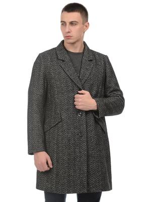Пальто темно-серое   5273087