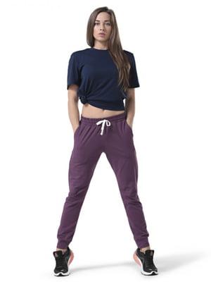 Штани фіолетовий | 4913120
