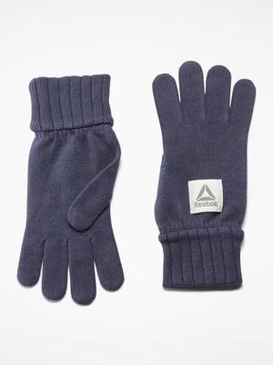 Перчатки синие | 5261858