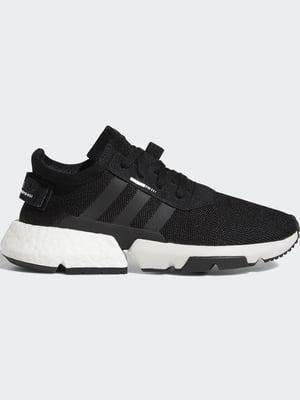 Кроссовки черные | 4720264