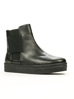 Ботинки черные | 5256648