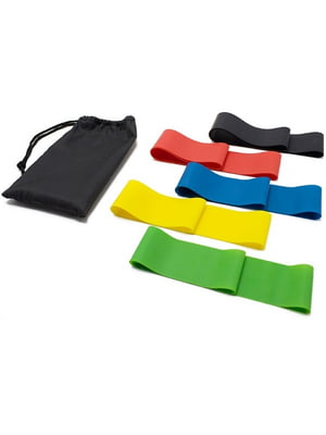 Резинки для фитнеса (30 см)   5263926