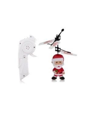 Летающая игрушка «Дед Мороз» с пультом | 5264032