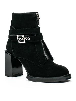 Ботинки черные | 5274750