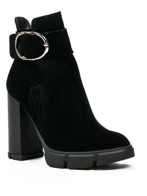 Ботинки черные | 5274749