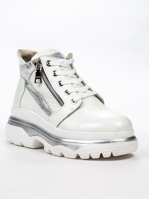 Ботинки белые | 5274747