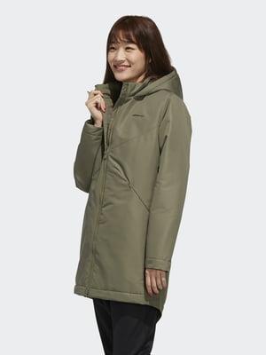Куртка цвета хаки   5261762