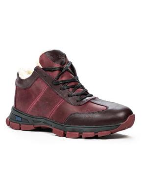 Ботинки коричневые | 5262456