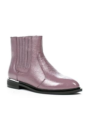 Ботинки серебряного  цвета | 5262457
