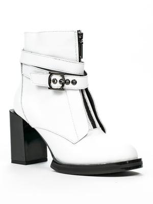 Ботинки белые | 5262435