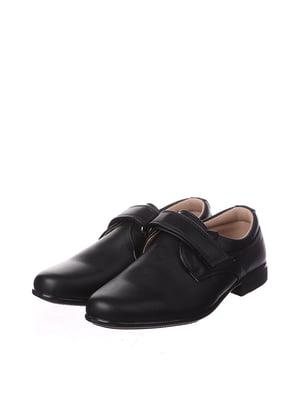 Туфлі чорні - TOM.M - 5274000