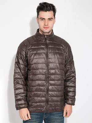 Куртка коричневая | 5275820