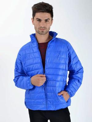 Куртка цвета электрик | 5275822