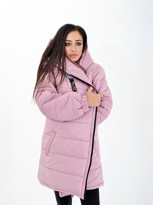 Куртка цвета пудры | 5275834