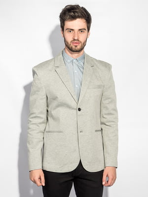 Пиджак серый   5275935