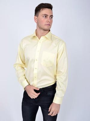 Рубашка желтая | 5276132