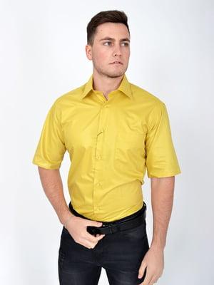 Сорочка жовта | 5276140