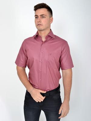 Рубашка лилового цвета | 5276141