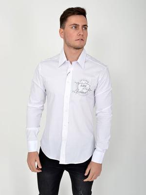 Рубашка белая | 5276152
