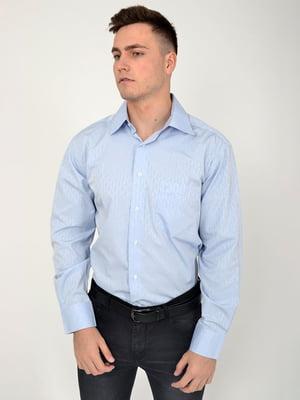 Рубашка голубая | 5276179