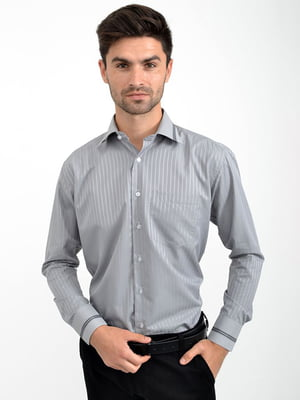 Рубашка серая | 5276271