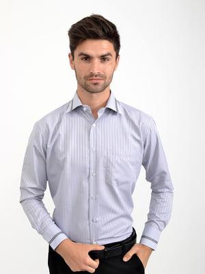 Сорочка сіро-блакитного кольору | 5276273