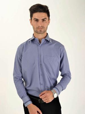Рубашка сиреневая | 5276278