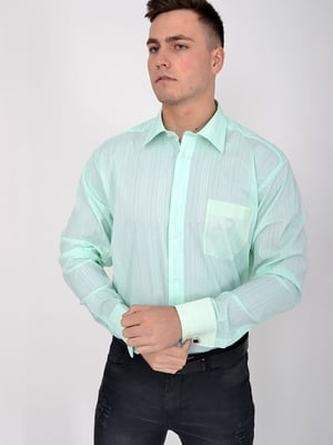 Сорочка кольору м'яти   5276347
