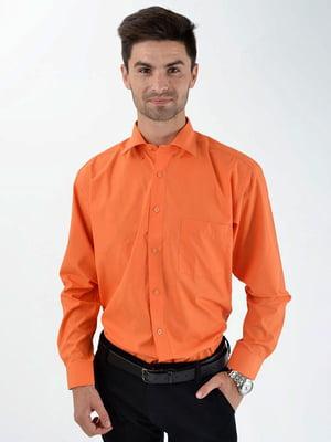 Сорочка цегляного кольору | 5276353