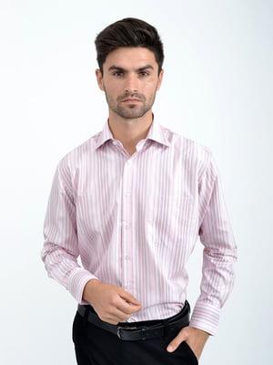 Сорочка світло-рожева | 5276375