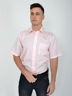 Рубашка розовая | 5276452