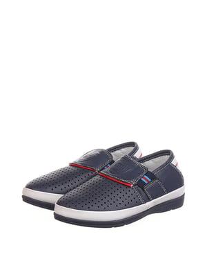 Туфлі сині - TOM.M - 5274109