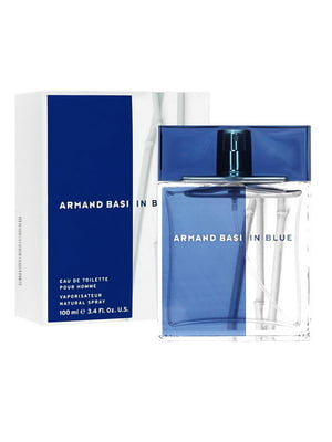 Туалетна вода Armand Basi In Blue Pour Homme (100 мл) | 5254605