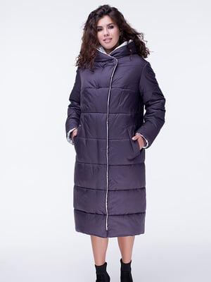 Куртка фіолетова | 5210345