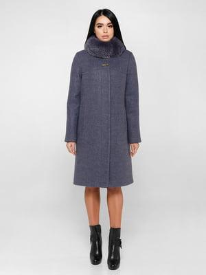 Пальто сіре | 4828128