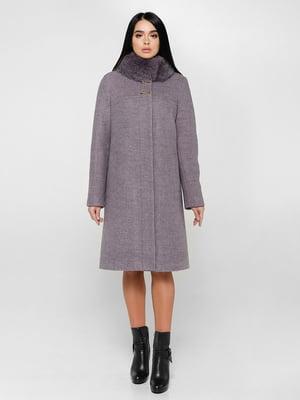 Пальто бузкове | 4828132