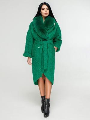Пальто зелене | 4876022