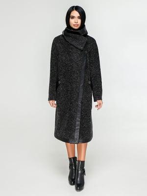 Пальто чорне | 4904579
