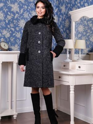Пальто чорне | 5212289