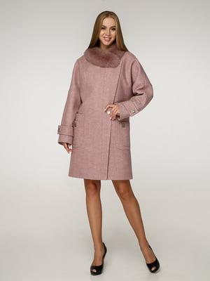 Пальто рожеве | 5265749