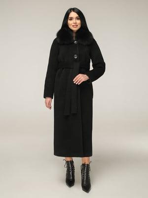 Пальто чорне | 5265770