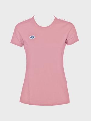 Футболка рожева | 5259557
