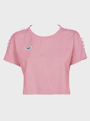 Футболка розовая | 5259559