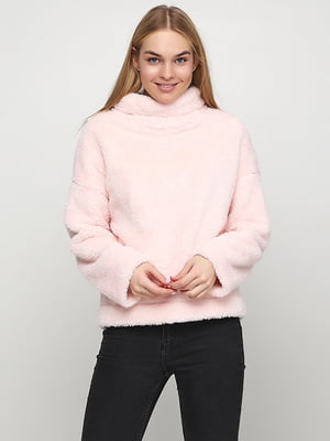 Толстовка бледно-розовая | 5279916