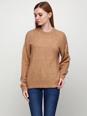 Джемпер світло-коричневий | 5279923