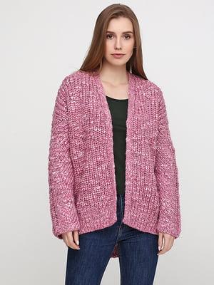 Кардиган розовый | 5280000