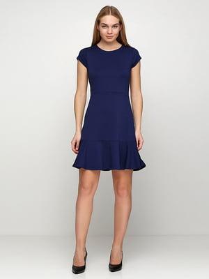 Сукня темно-синя | 5280003
