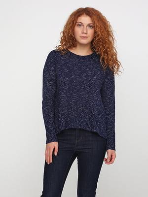 Джемпер темно-синій | 5280022