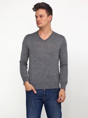 Пуловер серый | 5280029
